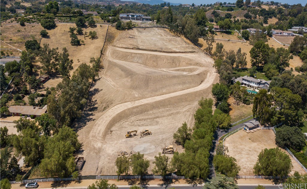 MOST EXPENSIVE DIRT IN HIDDEN HILLS